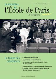 Couverture Journal de L'École de Paris du management N°130