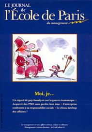 Couverture Journal de L'École de Paris du management N°24