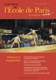 Couverture Journal de L'École de Paris du management N°107