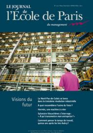 Couverture Journal de L'École de Paris du management N°112
