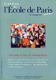 Couverture Journal de L'École de Paris du management N°55