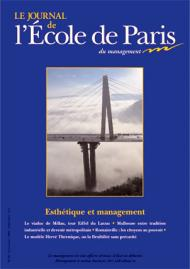 Couverture Journal de L'École de Paris du management N°60