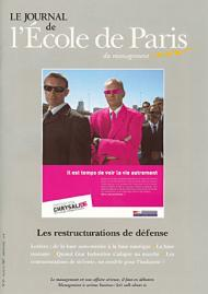 Couverture Journal de L'École de Paris du management N°65