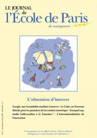 Couverture Journal de L'École de Paris du management N°67