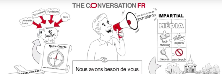 The Conversation, phare dans la nuit médiatique ?