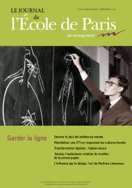 Couverture Journal de L'École de Paris du management N°124